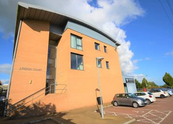 Thumbnail 2 bed flat for sale in Lindon Court, Central Park, Rugby
