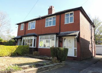 Thumbnail 3 bed semi-detached house for sale in Greave, Romiley, Stockport