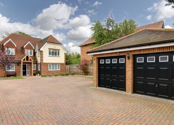 Thumbnail 4 bed detached house for sale in Alexander Close, Wokingham