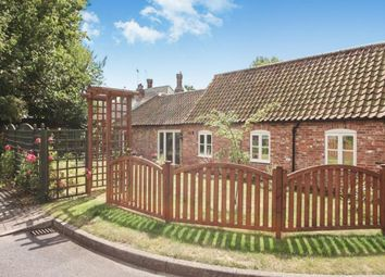 Thumbnail 2 bed terraced house for sale in Taylors Croft, Woodborough, Nottingham