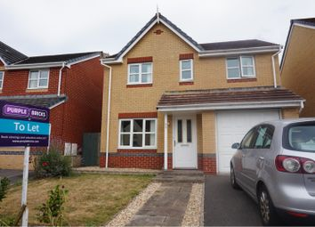 Thumbnail 4 bed detached house to rent in Parc Bryn Heulog, Birchgrove