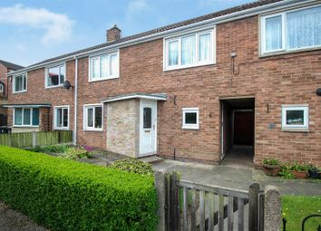 Thumbnail 3 bed terraced house for sale in Dalley Close, Stapleford, Nottingham