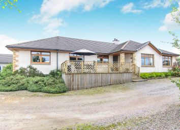Thumbnail 4 bed detached bungalow for sale in The Cairns, Culbokie