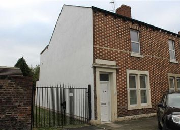 Thumbnail 2 bed end terrace house to rent in Flower Street, Carlisle