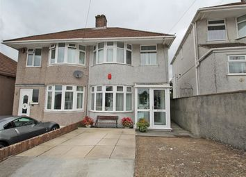 Thumbnail 2 bed semi-detached house for sale in Moor Lane, St Budeaux, Plymouth