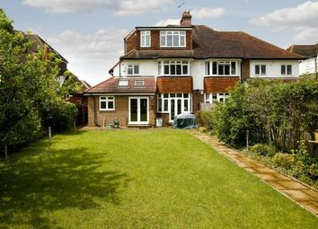 Thumbnail 4 bedroom semi-detached house to rent in Holland Avenue, London