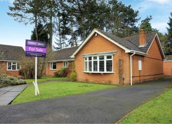 Thumbnail 4 bed detached bungalow for sale in Saxon Court, Tettenhall, Wolverhampton