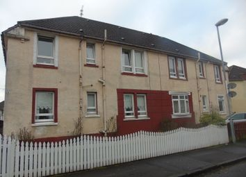 Thumbnail 2 bed flat for sale in Kirk Street, Town Centre, Coatbridge