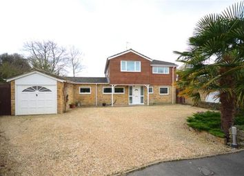 Thumbnail 4 bed detached house for sale in Orchard Close, Shiplake Cross, Henley-On-Thames