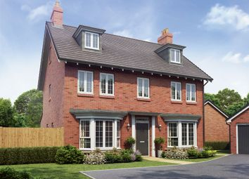 "Thumbnail 5 bed detached house for sale in ""The Osborne"" at Hartburn, Morpeth"