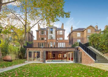 Thumbnail 8 bed detached house to rent in Holland Villas Road, London