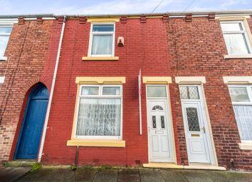 Thumbnail 3 bedroom terraced house for sale in Jesmond Gardens, Hartlepool