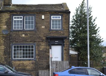 Thumbnail 2 bed end terrace house to rent in Thornton Road, Thornton, Bradford