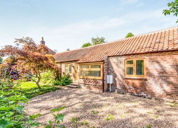 Thumbnail 3 bedroom detached bungalow for sale in Main Road, Willoughby, Alford