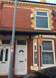 Thumbnail 3 bed terraced house for sale in Welford Street, Salford