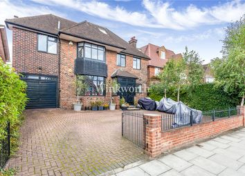 Thumbnail 6 bed detached house for sale in Prothero Gardens, London