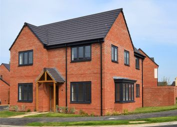 Thumbnail 4 bed detached house for sale in 18 Chartist Way, Staunton, Gloucester, Gloucestershire