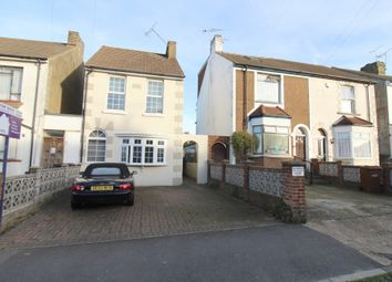 Thumbnail 4 bed detached house for sale in Nelson Road, Gillingham