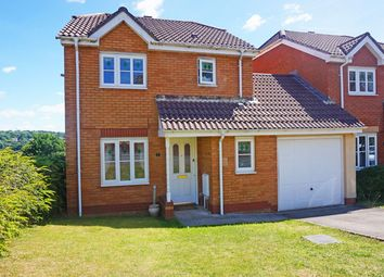 Thumbnail 3 bed link-detached house for sale in Cae Canol, Hengoed Hall, Hengoed