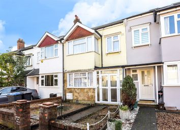 Thumbnail 3 bed terraced house for sale in Cromwell Avenue, New Malden