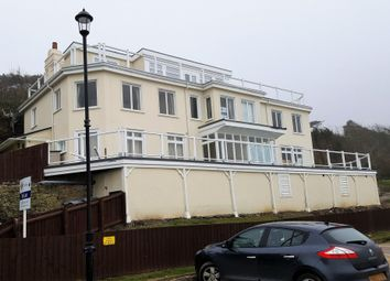Thumbnail 2 bed flat to rent in Pilots Point, The Beach, Totland Bay
