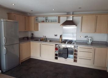 Thumbnail 2 bed flat to rent in Sedgewick Court, Grand Central, Warrington