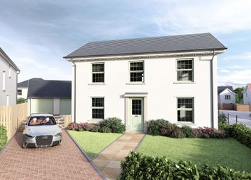 Thumbnail 4 bedroom detached house for sale in Lucombe Park, Uffculme, Cullompton