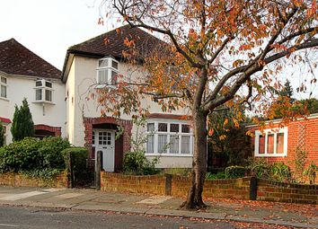 Thumbnail 3 bed detached house to rent in Ramillies Road, London