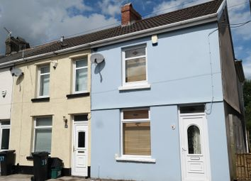 Thumbnail 3 bed end terrace house for sale in Darren View, Merthyr Tydfil