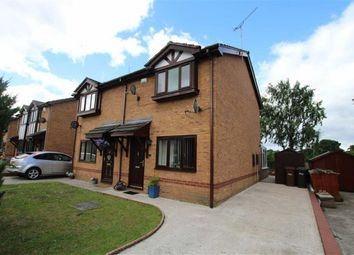 Thumbnail 2 bed semi-detached house to rent in Kiln Close, Buckley, Flintshire