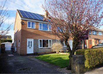 Thumbnail 3 bed semi-detached house for sale in Highgate, Preston