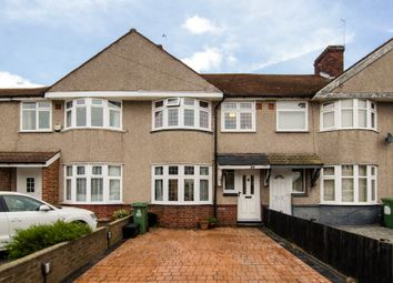 Thumbnail 3 bed terraced house for sale in Haddon Grove, Sidcup