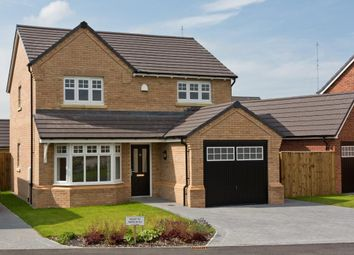 Thumbnail 3 bed detached house for sale in St. Williams Gate, Garstang Road, Pilling, Lancashire