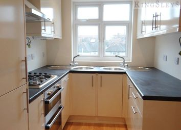 Thumbnail 1 bed flat to rent in Garrick Avenue, London