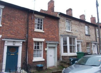 Thumbnail 2 bed terraced house for sale in Severn Street, Shrewsbury