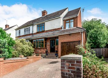 Thumbnail Semi-detached house for sale in Bedford Road, Clophill, Bedford