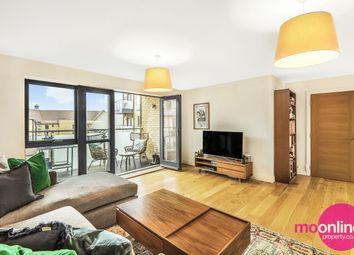 Thumbnail 1 bed flat for sale in Royal Engineers Way, London