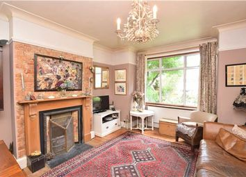 Thumbnail 3 bedroom end terrace house for sale in Nightingale Road, Carshalton, Surrey
