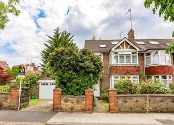 5 bed end terrace house for sale in Brunswick Road, London W5