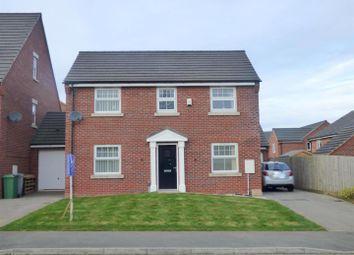 Thumbnail 4 bedroom link-detached house for sale in Kirklington Road, Rainworth, Mansfield