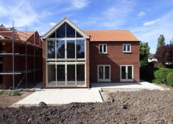 Thumbnail 4 bed detached house for sale in Main Street, Fulstow, Louth