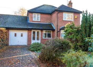 Thumbnail 3 bed detached house for sale in Swanpool Lane, Aughton, Ormskirk
