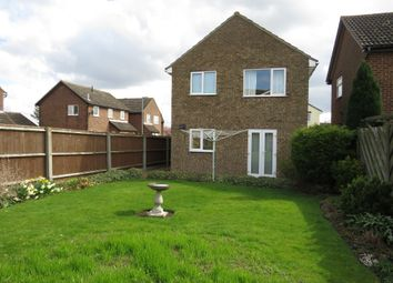 Thumbnail 3 bed detached house for sale in Ward Close, Bury, Huntingdon