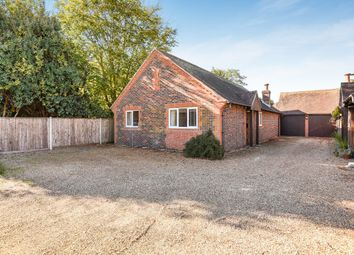 3 bed detached bungalow for sale in Holmwood Close, West Wittering PO20