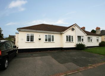 Thumbnail 3 bed semi-detached bungalow for sale in Lyndhurst Road, Cannock, Staffordshire