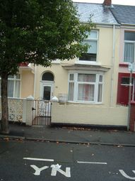 Thumbnail 4 bedroom terraced house to rent in St. Helens Avenue, Swansea