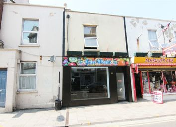Thumbnail 1 bed terraced house for sale in Orchard Street, Weston-Super-Mare