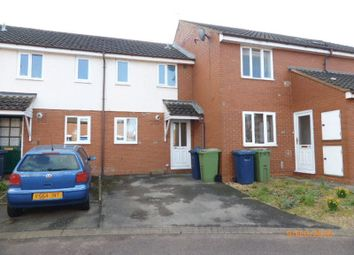 Thumbnail 1 bed terraced house to rent in Middlehay Court, Bishops Cleeve, Cheltenham