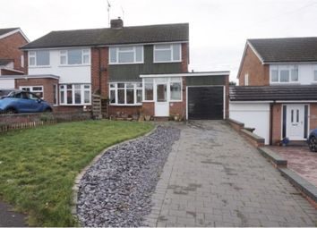 Thumbnail 3 bed semi-detached house to rent in Leawood Grove, Kidderminster