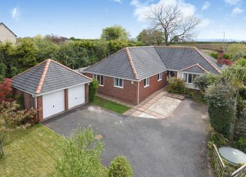 Thumbnail 4 bed detached bungalow for sale in St Owens Cross, Hereford